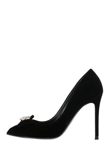 Pier Lucci Topuklu Ayakkabı Siyah